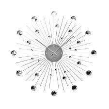 retro modern wall clock for living room – wall clocks