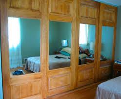 Image mirrored closet door Diy Combination Mirror Panel Sliding Closet Doors Kestrel Shutters Doors Mirrored Closet Doors