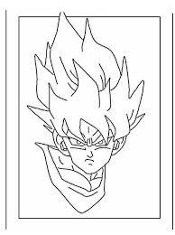 Dragon Ball Z Kleurplaat Printen 16