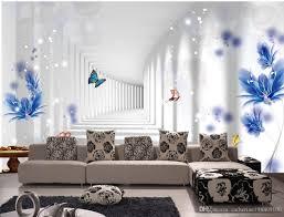 Großhandel Moderne Wohnzimmer Tapeten Mode Dekor Dekoration Für