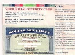 Card Social Security - Ambertax