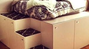 Ikea Platform Bed Platform Bed Best Storage Bed Ideas On Storage Bed