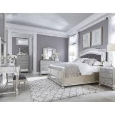 king bedroom sets.  Sets Coralayne Silver Bedroom Set On King Sets E