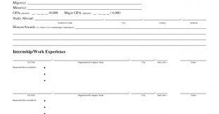 Resume Writing Software Free Resume Template