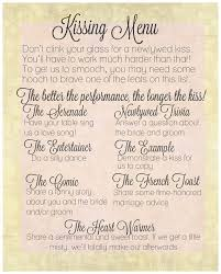 the kissing menu wedding decorations by steviwonderful on etsy Wedding Decorations Etsy the kissing menu wedding decorations by steviwonderful on etsy, $5 00 etsy rustic wedding decorations