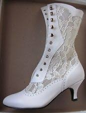 bridal or wedding lace up boots for women ebay Wedding Granny Boots nwb coast shoes calf leather lace up boot wedding victorian granny steampunk 7 5 granny boots for wedding