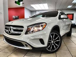 Ease of getting in and out of the vehicle. Used 2016 Mercedes Benz Gla Gla 250 For Sale 23 895 Gravity Autos Stock 250680