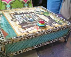 How To Decorate A Cigar Box