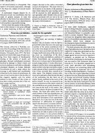 recent advances in phytochemistry vol biochemistry of plant  first page of article