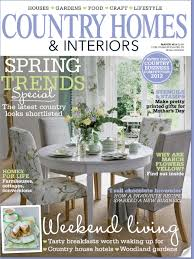 country homes and interiors. County Homes And Interiors March Country O