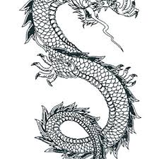 Dragon Coloring Pages Easy Level Pict 719523 Gianfredanet