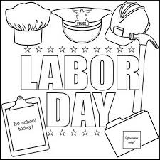 Small Picture Print out and color these Labor Day Coloring Pages Celebrated the