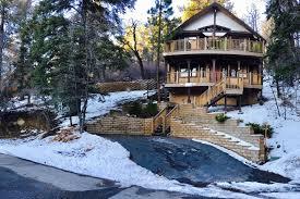 cabin decor lodge sled: mooseridge lodge by mora cabins big bear lake cabin
