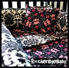 skull crib bedding pink skull baby bedding s sold pink skull crib bedding girl skull crib skull crib bedding