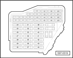 skoda workshop manuals > octavia mk1 > drive unit > 1 6 ltr 74 kw s97 0319