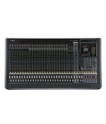 yamaha mixer. yamaha mgp32x - 32-channel/4-bus analog mixer w/ 24 mic/32 line inputs, 6 aux .