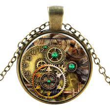 we are delighted to be able to bring to you these wonderful steampunk inspired necklaces with pendants with over 27 great designs these uni