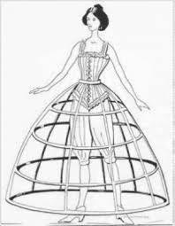 Image result for que ropa usaban en el siglo xix