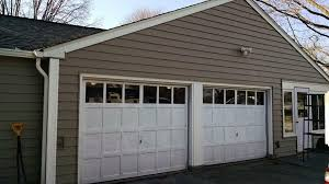 Residential garage door Custom Garage Door Before1 Door Tech Residential Garage Doors Warminster Pa Mcbrothers Overhead Doors