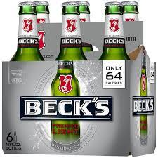Beck S Premier Light Price Becks Premier Light Beer 6 Pack 12 Fl Oz Bottles