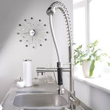Delta White Kitchen Faucets Kitchen Faucet Stainless Steel Indira 1handle Pulldown Kitchen