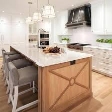 black steel kitchen hood with white cabinets bevel edge countertop laminate trim beveled marble