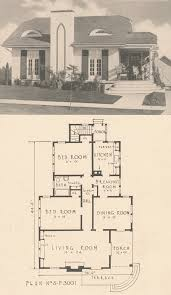 art deco house plans comfortable 1920s by the southern pine association small clipped regarding 8