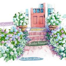 Small Picture Landscaping with Hydrangeas Garden with Endless Summer