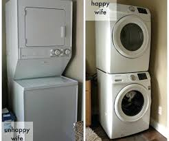 best stackable washer and dryer. Unique Dryer Best Stackable Washer And Dryer Photo Gallery Of  Gas  On Best Stackable Washer And Dryer