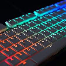 Led Light Keyboard Backlit Mechanical Gaming Keyboard Led Keyboard Gaming