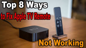 Top 8 Ways to Fix Apple TV Remote Not Working | How To Repair An Apple R...  | Apple tv, Apple remote, Apple