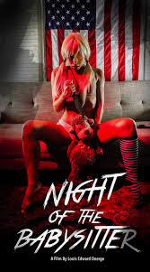 interview louis doerge discusses indie film production and his night of the babysitter poster