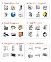 restaurant kitchen equipment list. Full Solution 5 Star Hotel Commercial Used Kitchen Equipment List And Tools Restaurant T