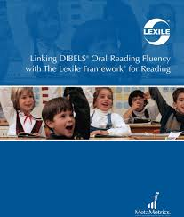 Dibels Lexile Conversion Chart Linking Dibels Oral Reading Fluency With The Lexile