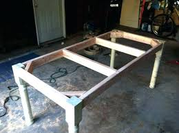 Build Dining Room Table New Inspiration