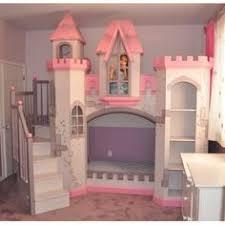 princess bed builtins