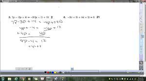 pleasing algebra 1 lesson 3 2 solving multi step equations in lesson 5 skills practice