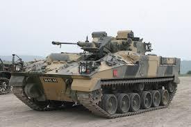 <b>Warrior</b> tracked armoured vehicle - Wikipedia