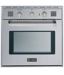 24 gas wall oven discontinued