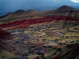 john day fossil beds national monument park painted hills oregon s john day fossil beds national monument