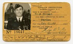 Air York Protection Card Civil Store Office Id Warden New Antiques Early Nassau From Co Flying Wwii Raid Online Tiger Of