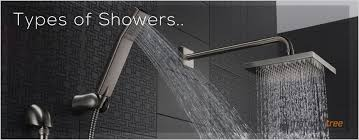 Types of Shower
