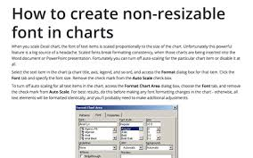 Microsoft Excel 2003 Tips And Tricks