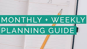 monthly planning guide planning a month of missional community saturate