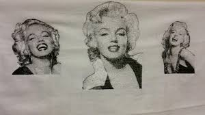Free Marilyn Monroe Embroidery Designs Marilyn Monroe Free Embroidery Designs Embroidery Designs