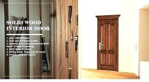dutch door action barn hardware solid wooden interior build