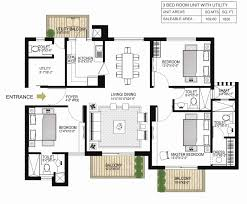30 60 house plans 3 bedroom with 40 ft wide as well foot awesome 8