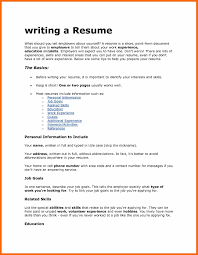 10 What To Put On Resume Credit Letter Sample