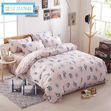 pillow sets for bed.  Bed WENSD Bedroom Ocean Bedding Set Cotton Duvet Cover Sets Bed Sheet Pillow  Cover Home To For O