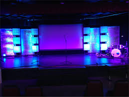 Church Stage Design Ideas 6